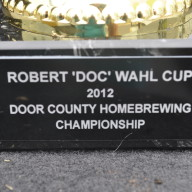 "Robert ""Doc"" Wahl Homebrewing Cup"